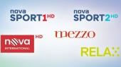 UPC zaraďuje stanice Nova Sport v HD a ďalšie stanice