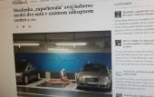 Kauza Moslimka na koberci v Auparku neskončila odstránením článku