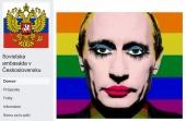 Rusko sa hnevá: Na Slovensku aj v ČR fungujú falošné stránky ich veľvyslanectiev