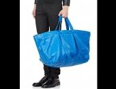 Značková taška Balenciaga pripomína tašku z Ikey, len stojí 2000 dolárov