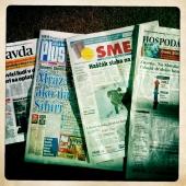 Klesol predaj Nového Času, SME, Pravdy aj Hospodárskych novín