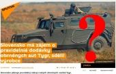 Ministerstvá popreli tvrdenie Rusov a Hlavných správ o nákupe ruských obrnených vozidiel Tiger