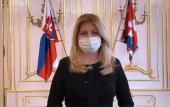 Zuzana Čaputová požiadala RTVS o mimoriadne vystúpenie