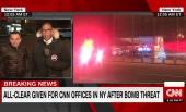 Sídlo CNN v New Yorku evakuovali kvôli nahláseným bombám