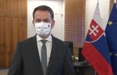 Mimoriadny príhovor premiéra Igora Matoviča (VIDEO)