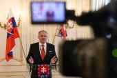 Andrej Kiska požiadal o mimoriadne vystúpenie v televízii