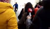 Sudkyňa Maruniaková, ktorá pomohla Kočnerovi, utekala pred novinármi (VIDEO)