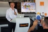 Orange spustil vlastnú satelitnú službu Orange TV