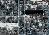 Ste vy alebo vaši známi na fotkách Novembra 1989? Môžete byť Tvárami slobody