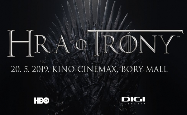 DIGI priniesla finále Game of Thrones do kina