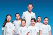 Otvára sa druhý ročník O2 Športovej akadémie Mateja Tótha, umožní vznik akadémií na ďalších 40 školách