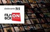 SledovaniTV spustilo populárnu videotéku FilmBox OD