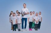 O2 Dobrá vec pozná svojich víťazov O2 Športovej akadémie Mateja Tótha. Poteší až 40 škôl po celom Slovensku